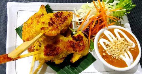 Chicken Satay (GF)