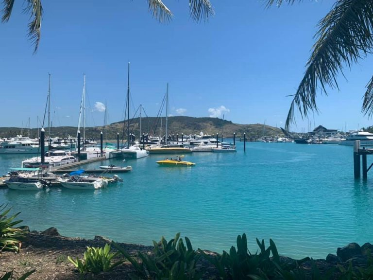 Happy Monday.    Share & Support our local tourism @ Hamilton Island.